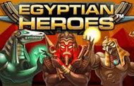 Игровой аппарат Egyptian Heroes